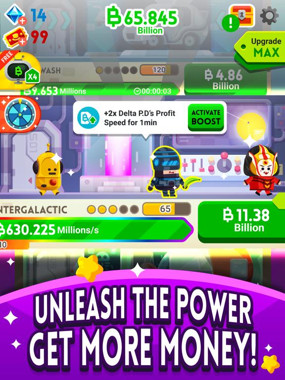Cash, Inc. Fame & Fortune Game screenshot 3