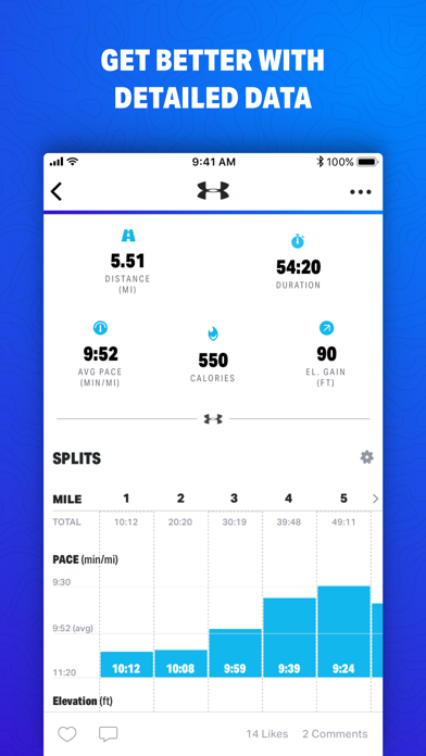 Map My Fitness by Under Armour | App Price Drops Map My Fitness App on iphone maps app, jawbone up app, pinterest app, daily leg workout app, pact app, measure stress app, dd buddy app,