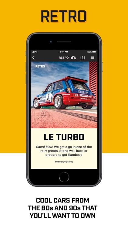 Top Gear Magazine screenshot-4