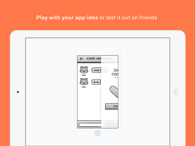 ‎POP - Prototyping on Paper Screenshot