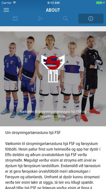 FSF Football