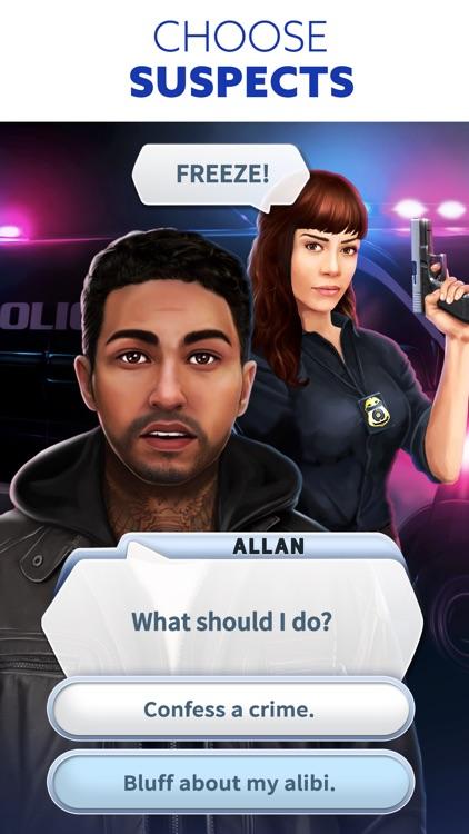 Crime Stories - Your Choice screenshot-3