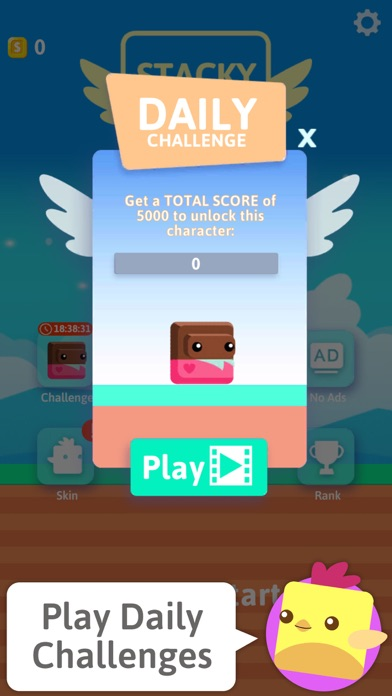 Stacky Bird: Fun No Wifi Games screenshot 4