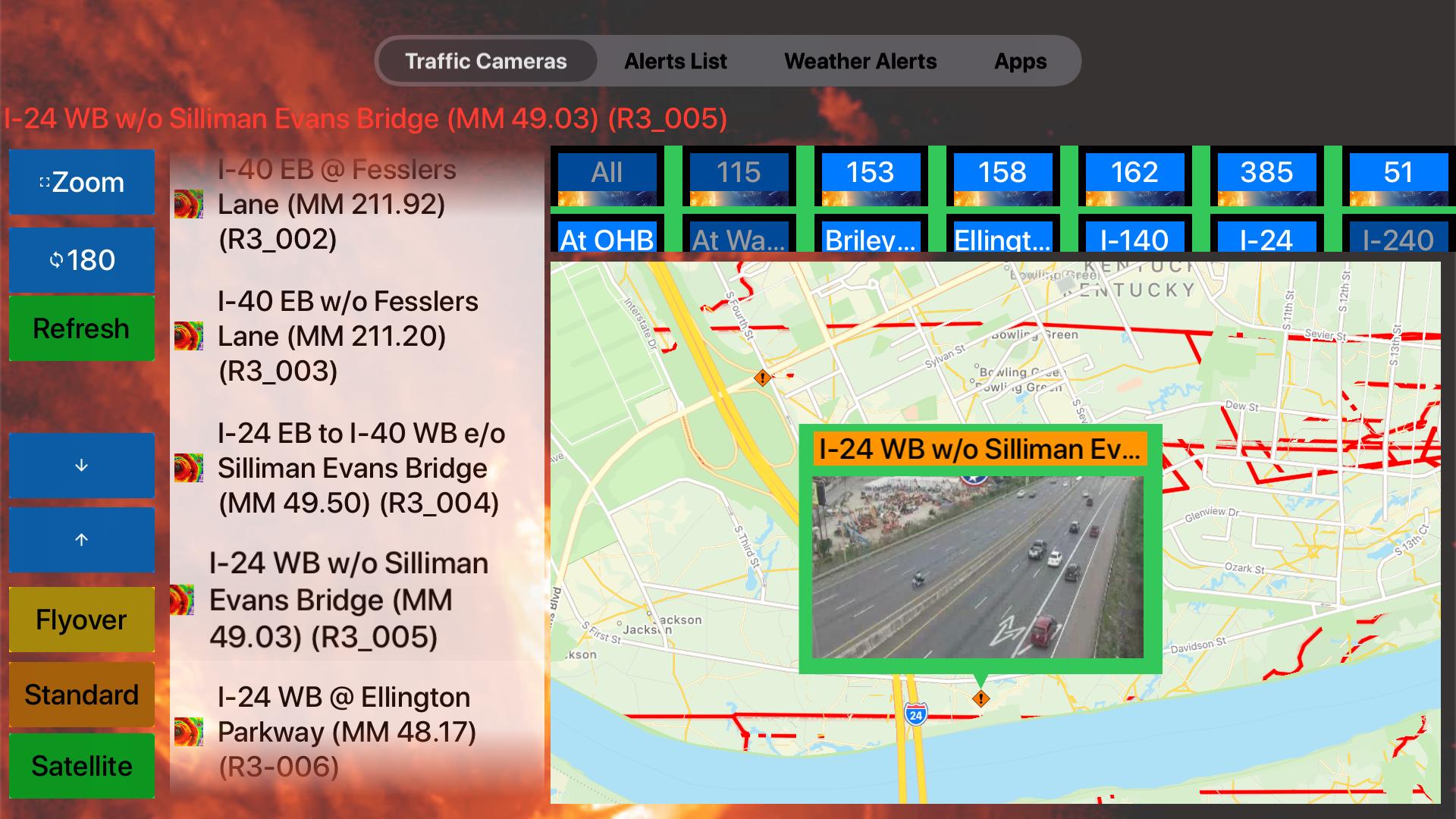 Traffic Cameras Tennessee Pro screenshot 19