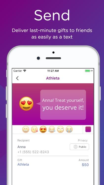 Bitmo - The better way to gift screenshot-3