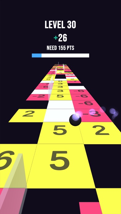 Number Tiles Jumper screenshot 3