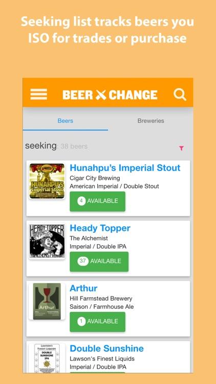 BeerXchange screenshot-3