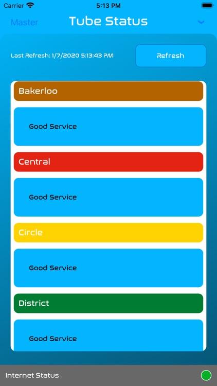MetroSound - London Bus & Tube screenshot-3