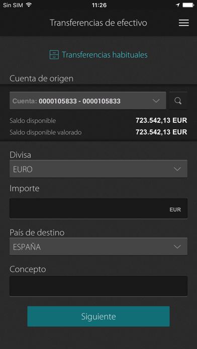 Inversis screenshot four