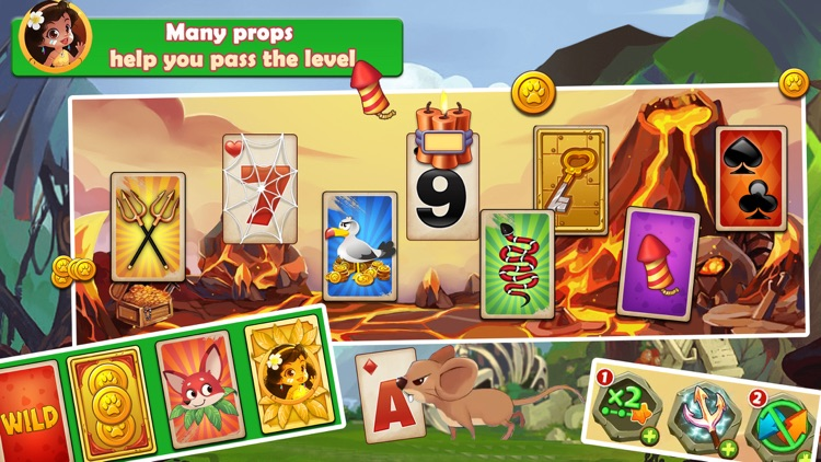 Solitaire - Island Adventure screenshot-4