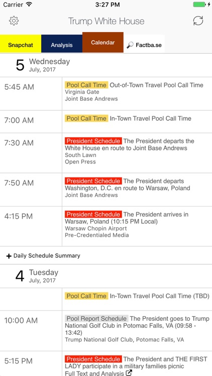 Trump White House Live Feed screenshot-3