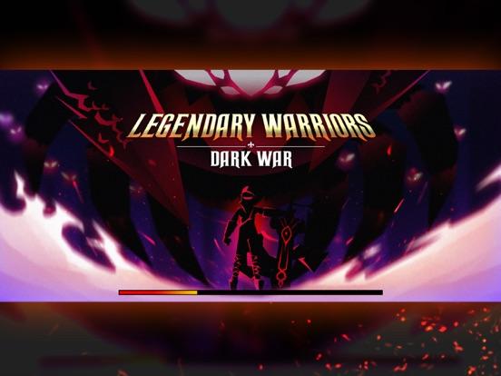 Legendary Warriors: Dark Warのおすすめ画像1