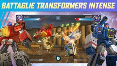 Screenshot of TRANSFORMERS: Combattenti1