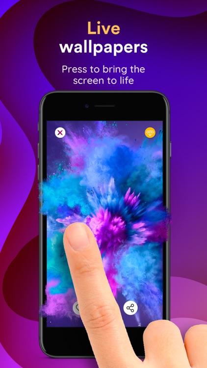 ALIVE: Live Wallpaper 4K Maker by Mobile Billing ...