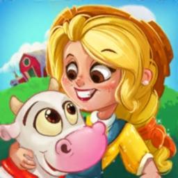 Jacky's Farm Match-3 Adventure