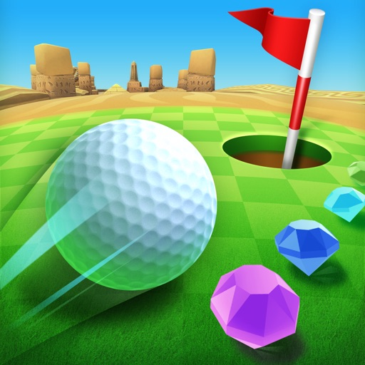 Casual online multiplayer Mini Golf King receives a brand new update