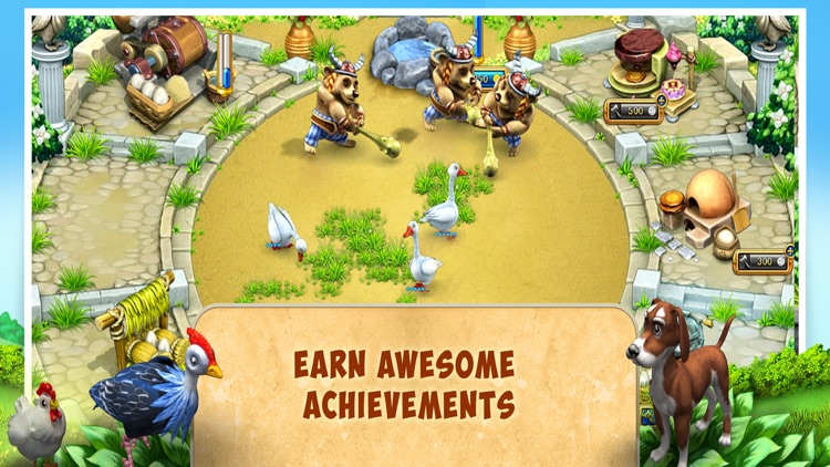 Farm Frenzy 3 Ancient Rome screenshot-3