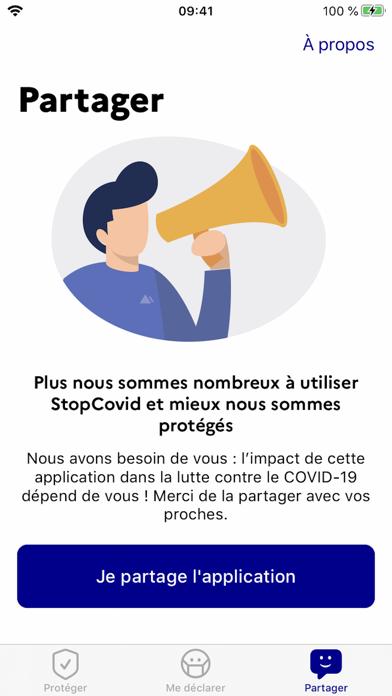 Télécharger StopCovid France pour Pc