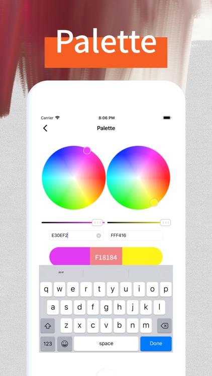 Colora-Best Color Design Tool screenshot-6