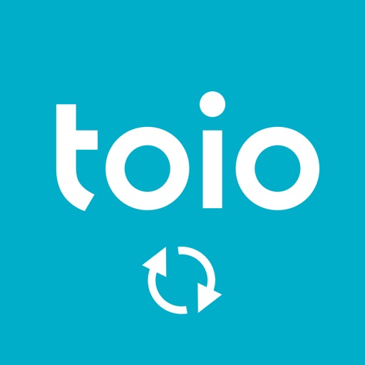toio アップデートアプリ