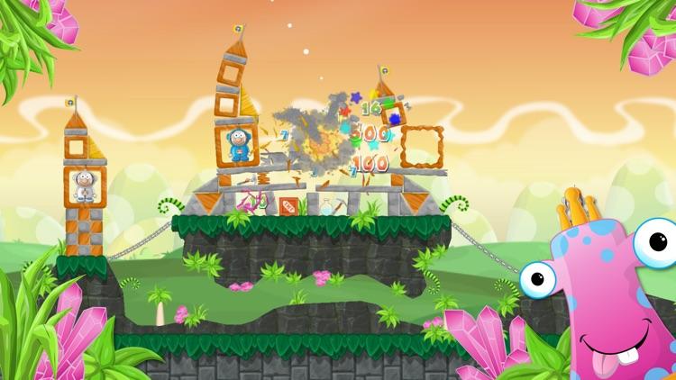 Slingshot Monsters screenshot-3