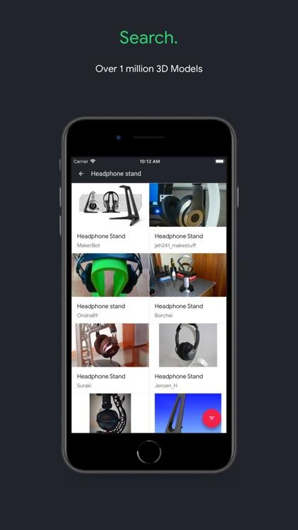 3D Geeks: for 3D Printing screenshot-6