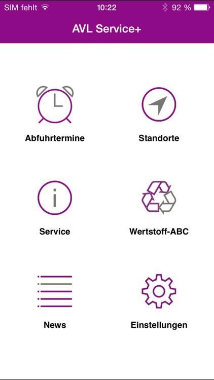AVL Service+