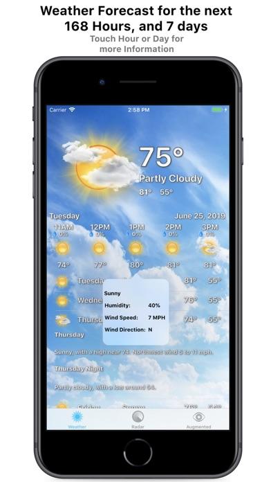 Weather AR Pro