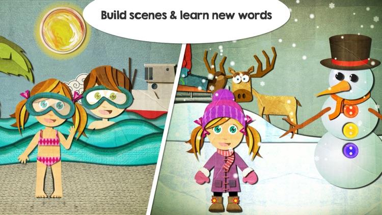 Beck and Bo - Toddler Puzzles screenshot-0