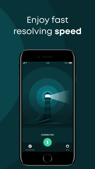 DNSチェンジャー – Trust DNS アプリのスクリーンショット3