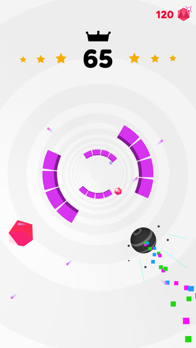 Rolly Vortex screenshot four