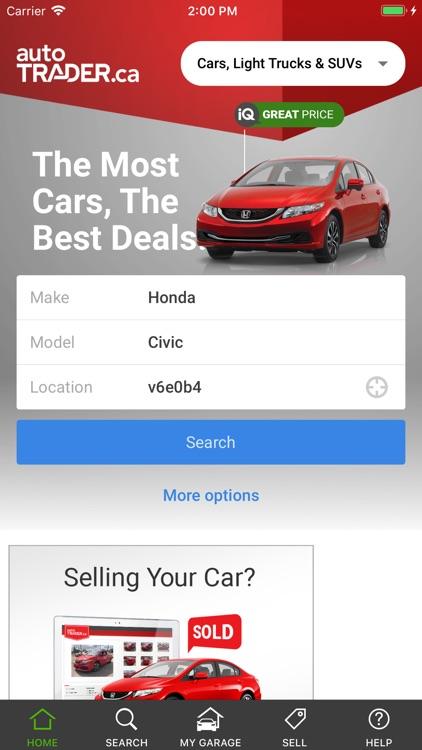 autoTRADER.ca - Auto Trader screenshot-0