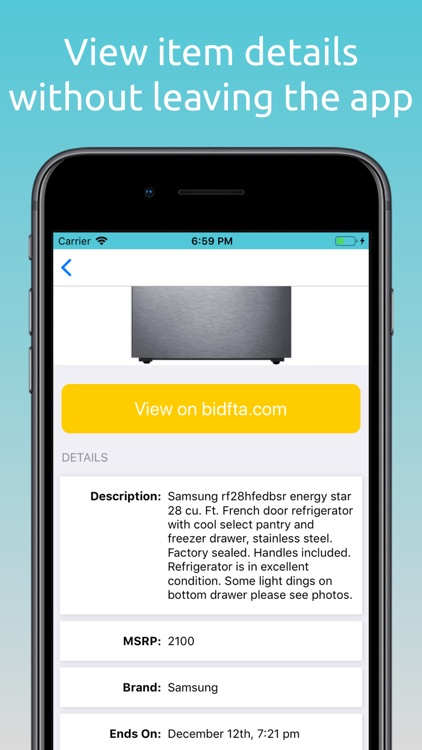 FTSearch - Fast Track Bid Tool screenshot-4
