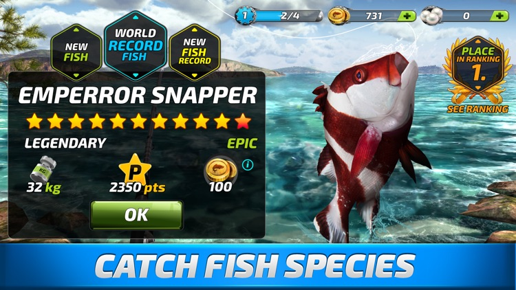 Fishing Clash: Fish Game 2020 screenshot-4