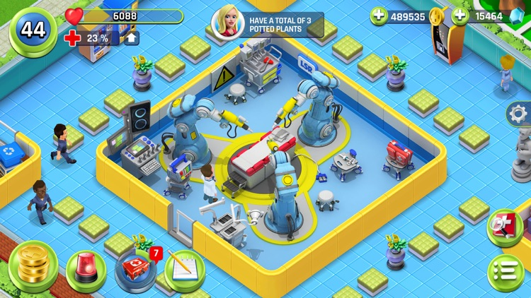 Dream Hospital: Doctor Game screenshot-7