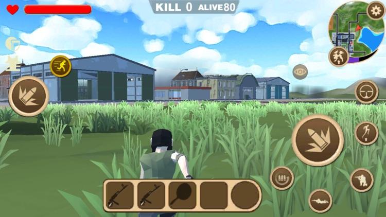 City Survival Battle screenshot-4