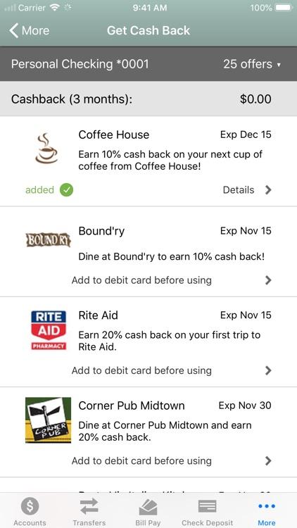 Pentucket Bank Mobile Banking screenshot-6