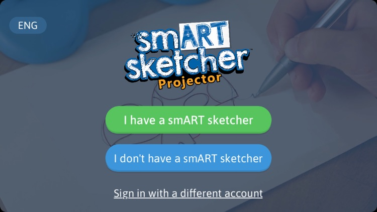 smART sketcher projector screenshot-1