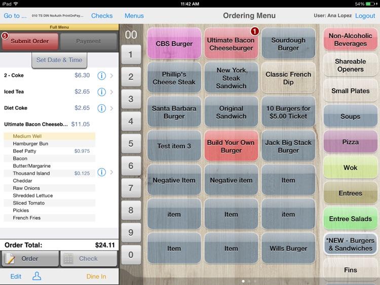 Order Entry screenshot-3