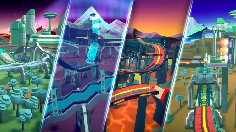 Gravity Rider Zero screenshot-4