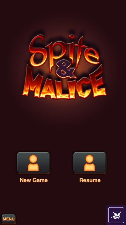 Spite & Malice - Classic Game screenshot-4