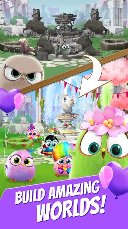 Angry Birds Match screenshot-4