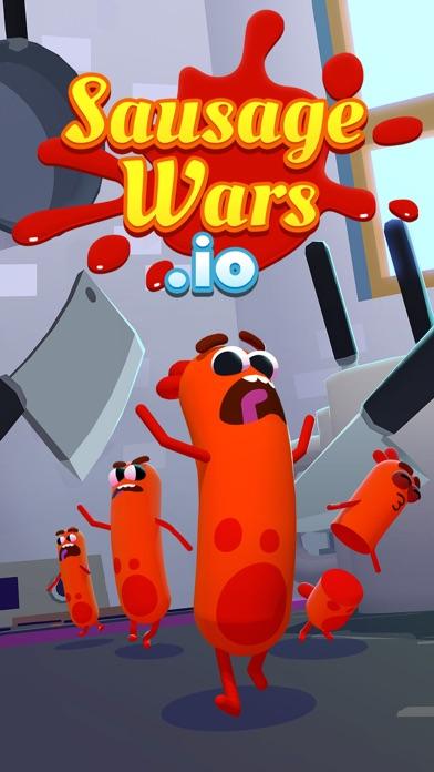 Sausage Wars.io screenshot 5