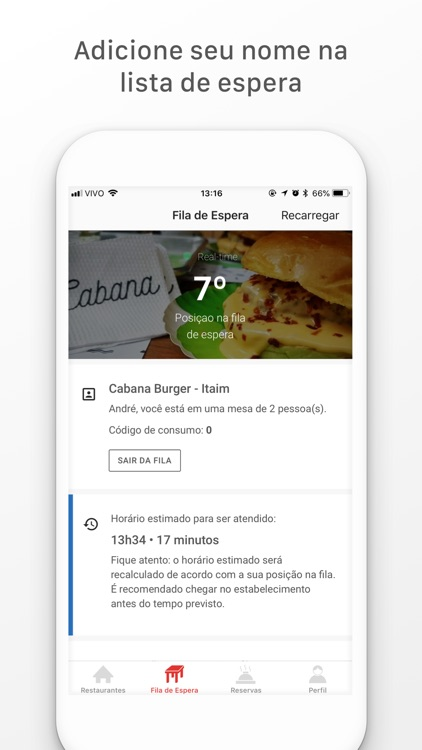 Get In - Restaurantes e Bares screenshot-4
