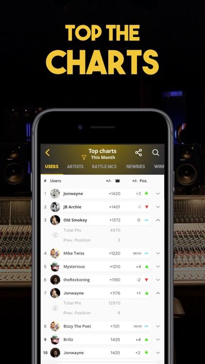 RapFame - Rap Recording Studio screenshot-7