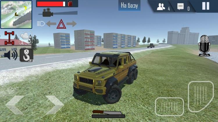 OffRoad Simulator Online by Vitaliy Titov