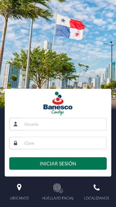 Banesco PA screenshot one