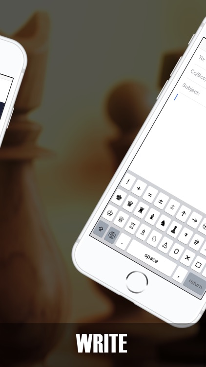 Chess Keyboard: Professional screenshot-4