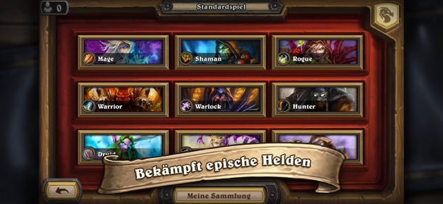 ‎Hearthstone Screenshot