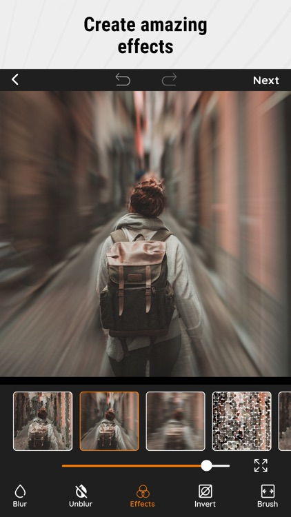 Blur Photo - Background Effect